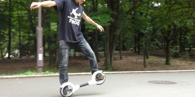 スケートサイクル