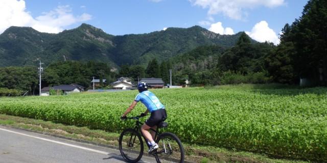 【生坂村観光協会企画】観光ワイルドヒルクライムMTBサイクルライド